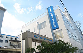 MC Systems Co.,Ltd. Head Office・Nakagawa Factory